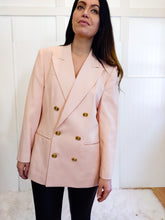 Load image into Gallery viewer, 'Perrie' Pink Blazer - Wanderer Traveling Boutique