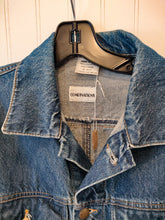 Load image into Gallery viewer, 'Dara' Denim Jacket - Wanderer Traveling Boutique
