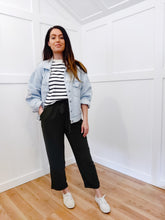 Load image into Gallery viewer, Oversized Jean Jacket - Wanderer Traveling Boutique