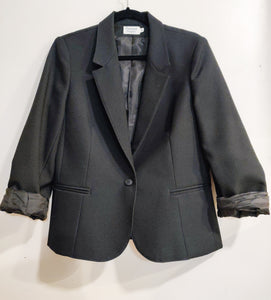 Perfect Vintage Black Blazer - Wanderer Traveling Boutique