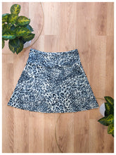 Load image into Gallery viewer, Leopard Mini Skirt - Wanderer Traveling Boutique