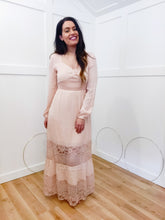 Load image into Gallery viewer, Sweet Bohemian Pink Maxi - Wanderer Traveling Boutique