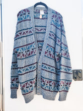 Load image into Gallery viewer, Aztec Grandpa Sweater - Wanderer Traveling Boutique