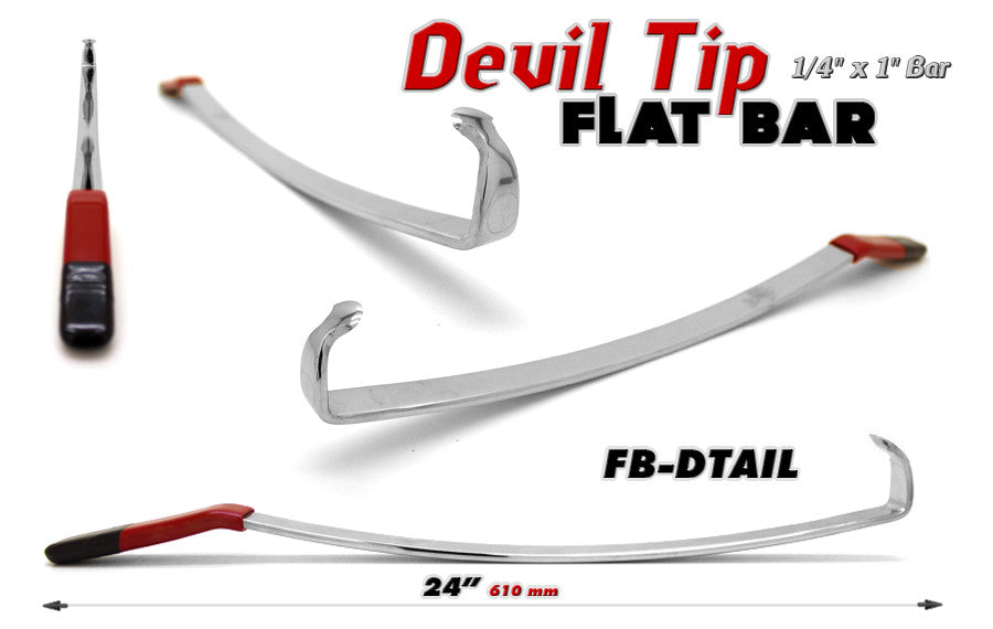 DEVIL TAIL FLAT BAR