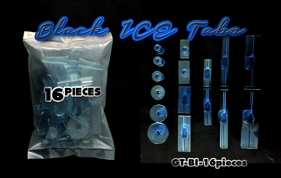 Black Plague Black Ice Tab Sets