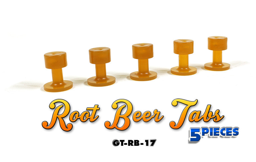Anson Root Beer 17mm Tabs