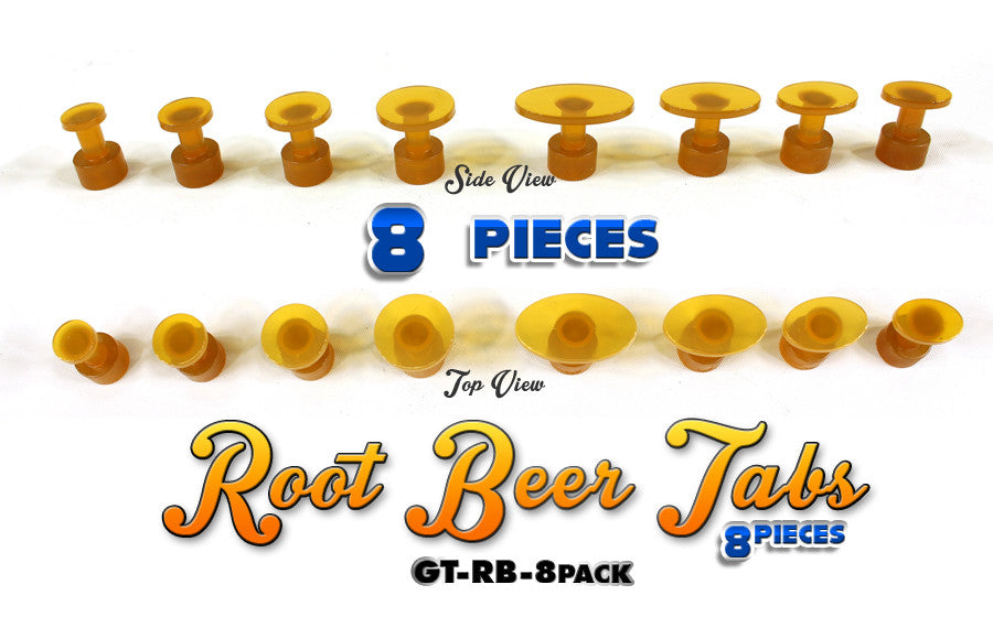 Anson 8 Piece Root Beer Variety Set