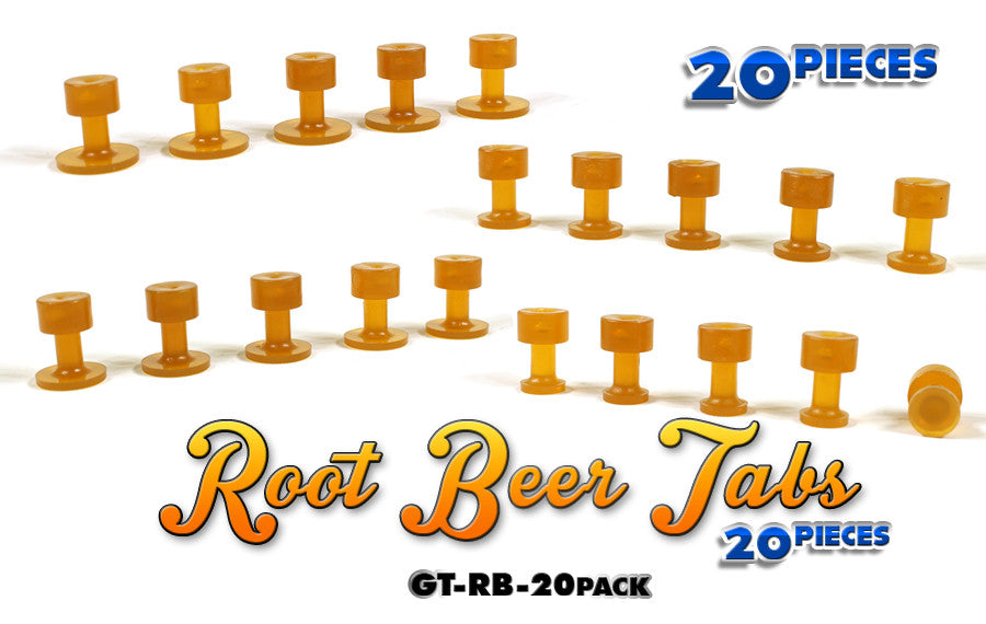 Anson 20 Piece Root Beer Tab Set