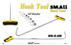 "1/4"" Small Hook x 18"" Length"