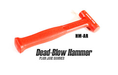 DEAD BLOW HAMMER Red