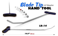 Blade Lazy Bend 14""