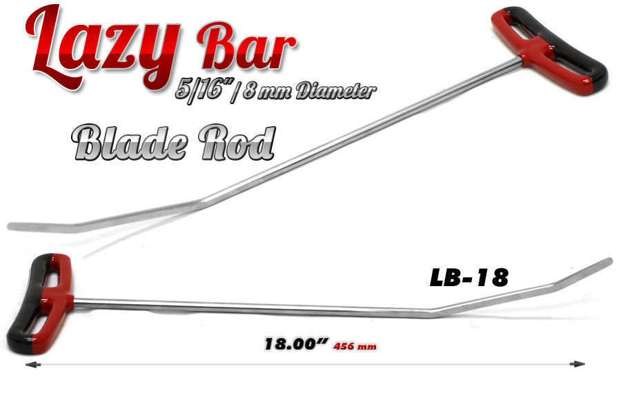 DISCONTINUED!!! GET IT WHILE YOU CAN!!! Blade Lazy Bend 18""