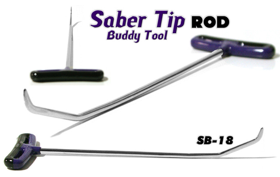 BEING DISCONTINUED!!!! GET IT WHILE YOU CAN!!!Saber Tip Rod 18""