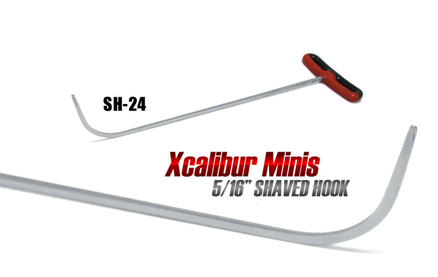 Excalibur MINI Shaved Hook 24""