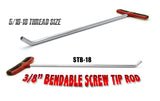 Bendable Screw Tip 18""