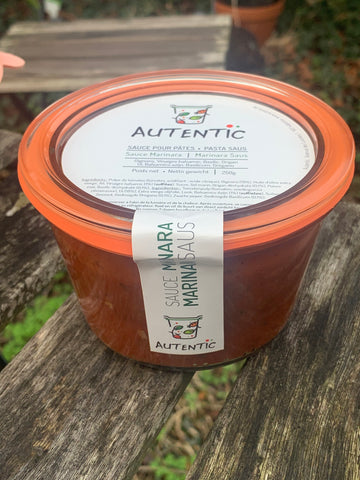 Autentic - Sauce Marinara (250gr)