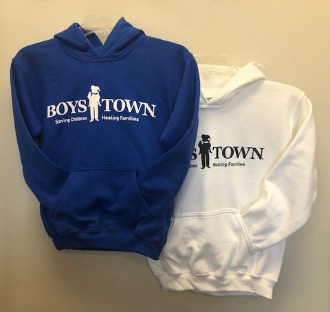 Boys Town Youth Hooded Sweatshirt