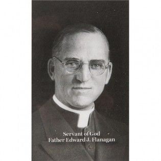 Assorted Father Flanagan Prayer Cards