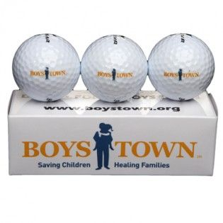 Golf Balls - Set of 3