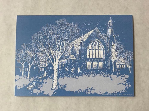 Christmas Card - 1946 Dowd Chapel