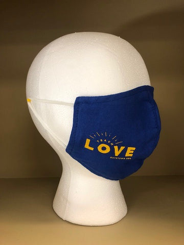 Boys Town Teach Love Mask
