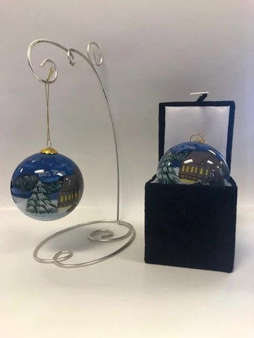 Boys Town Hand-Painted Christmas Ornament