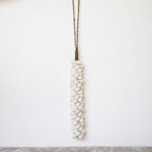 Charger l'image dans la galerie, Suspension Coquillages Blancs