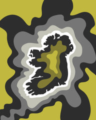 Ireland Yellow Grey