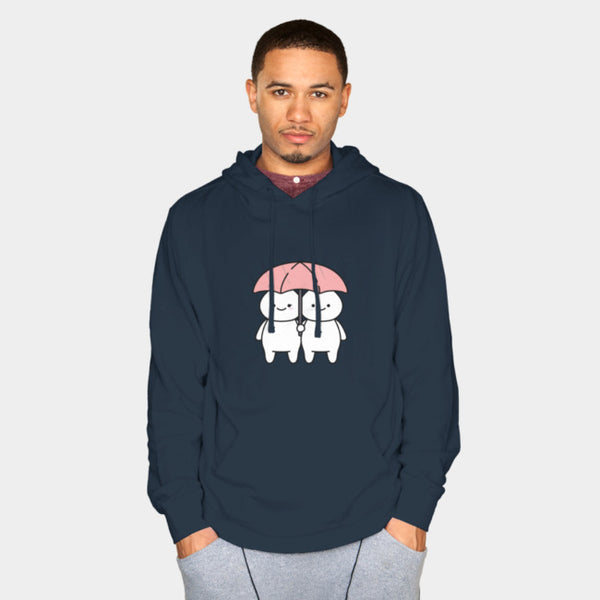 In The Rain (Unisex Pullover Hoodie)