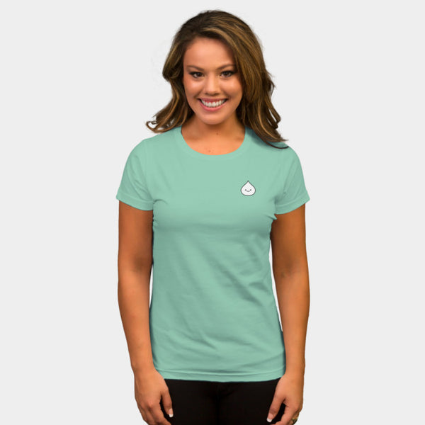 Male Momo Smiling (Women's Perfect Tee)