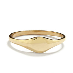The Tiny Signet Ring