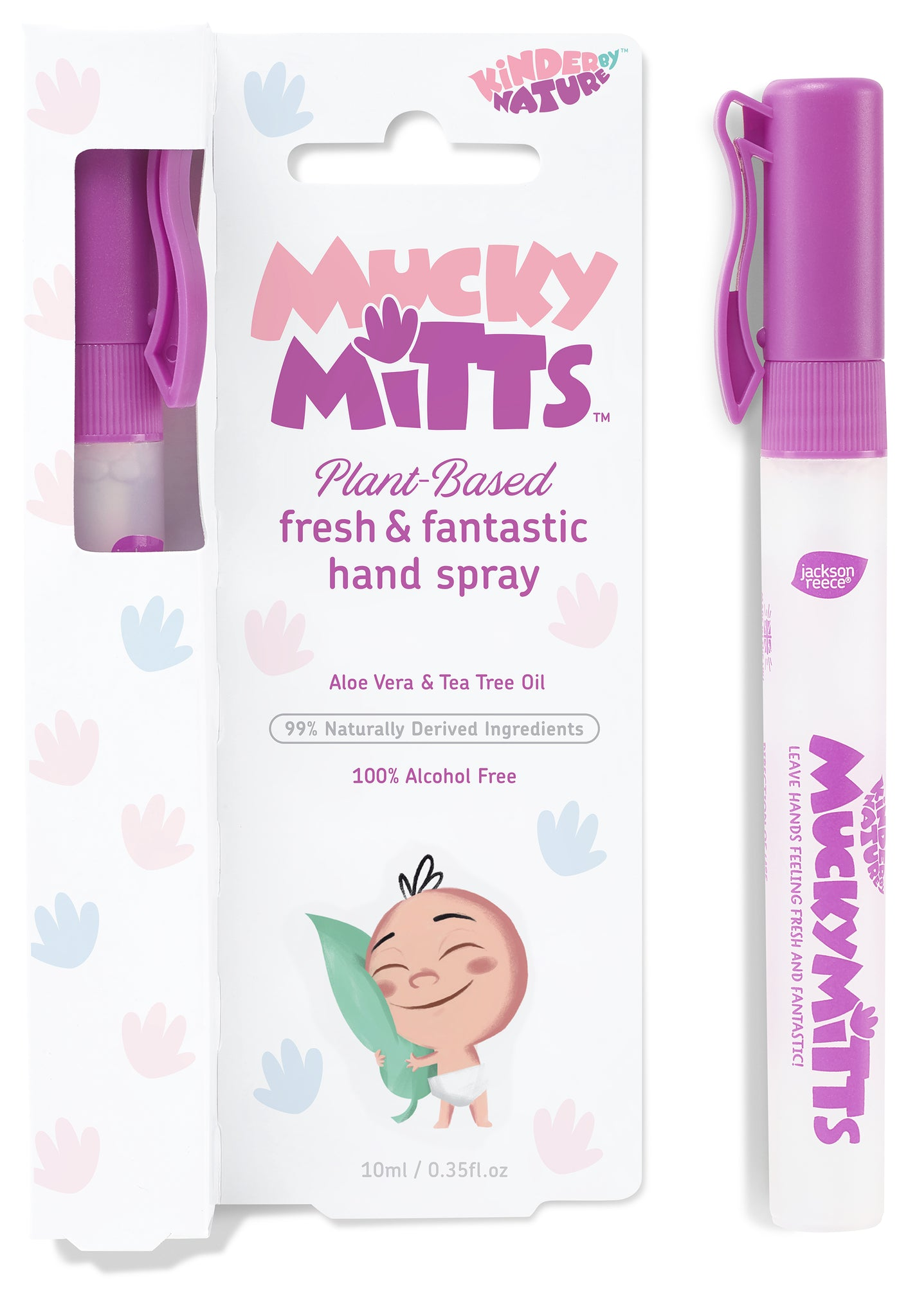 Mucky Mitts Spray