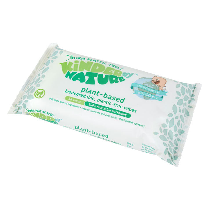 Plant-Based Wipes