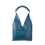 """Charlotte"" Leather Shoulder Bag"