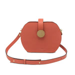 """Madeleine"" Leather Shoulder Bag"