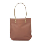 """Minilan"" Leather Tote Bag"