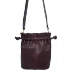 """Martina"" Leather Shoulder Bag"