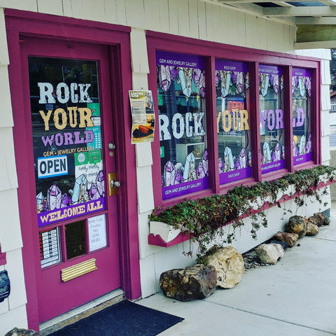 Rock Your World Storefront