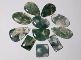 About Moss Agate