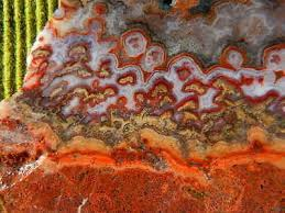 About Plume Agate