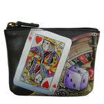 Anuschka Coin Pouch Style 1031 - Rock Your World