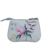 Anuschka Medium Zip Pouch Style 1107 - Rock Your World