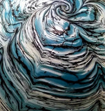 Ice Queen Local Handblown Art Glass Floats
