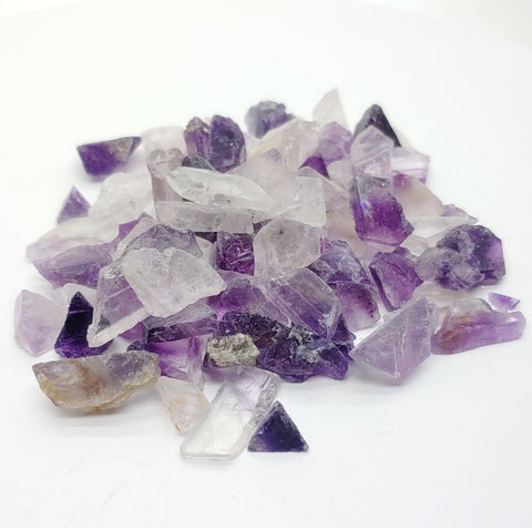 100g of Natural Raw Fluorite Crystals