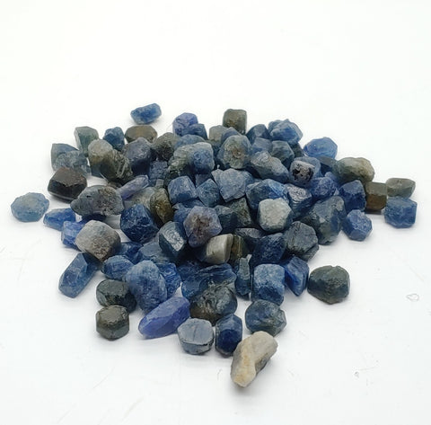 Raw Blue Sapphire Natural Crystal