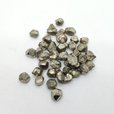 Tiny Natural Iron Pyrite Raw Crystal