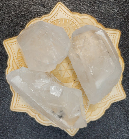 Large Raw Quartz Rough Rock Crystal