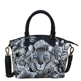 Anuschka Convertible Satchel Handbag Style 484 - Rock Your World