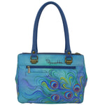 Anuschka Triple Compartment Medium Tote Style 626
