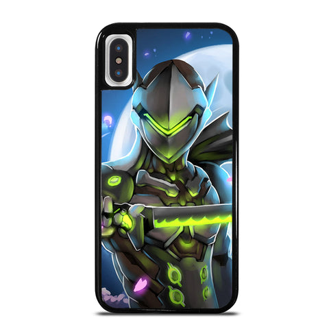 OVERWATCH GENJI COOL #1 iPhone Case